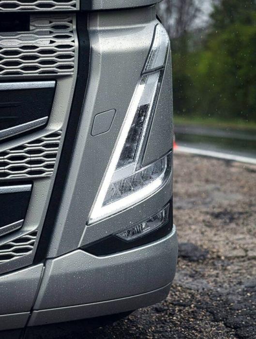 Ny Volvo FH, lansert 27. februar 2020 av Volvo Trucks.