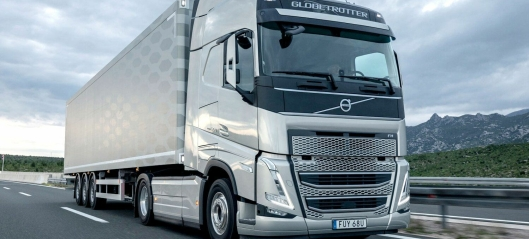 Ny Volvo FH