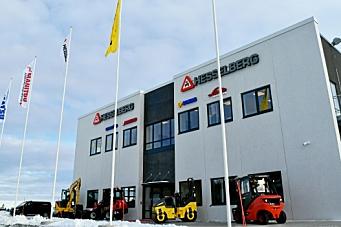 Hesselberg åpnet nytt bygg i Trondheim