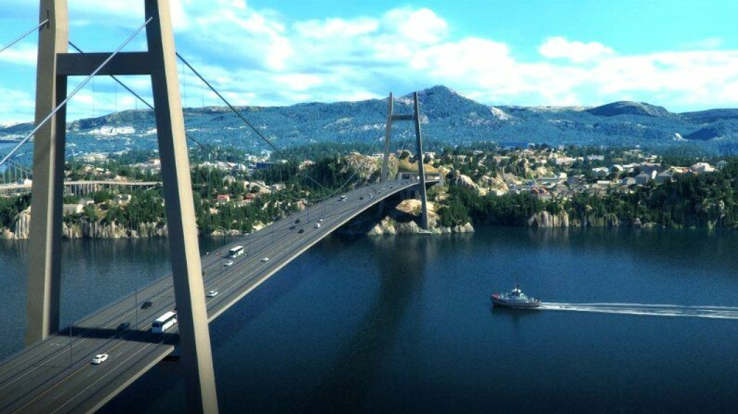 I prosjektet inngår 22 bruer, ei hengebru, 23 portaler og fire toløps tunneler. Når dette blir samlet i én stor kontrakt, blir kontrakten for Sotraforbindelsen den største anleggskontrakten så langt i Norge, ifølge Statens vegvesen.