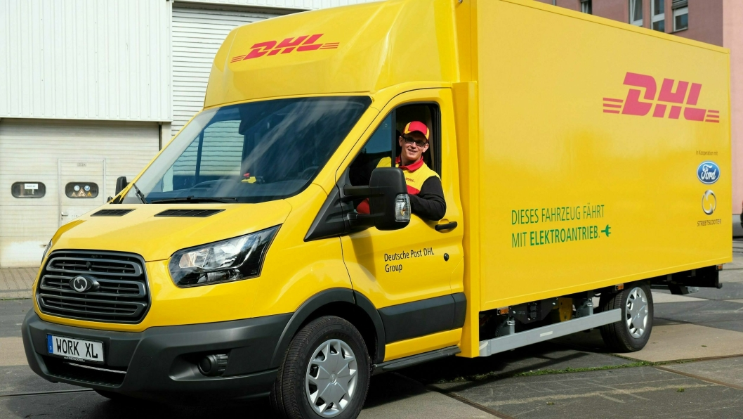 Streetscooter GmbH samarbeider med Ford. Den elektriske varebilen, Streetscooter Work XL, er basert på chassiset til en 2T Ford Transit.