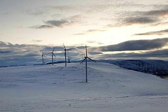 Consto oppgraderer vindpark