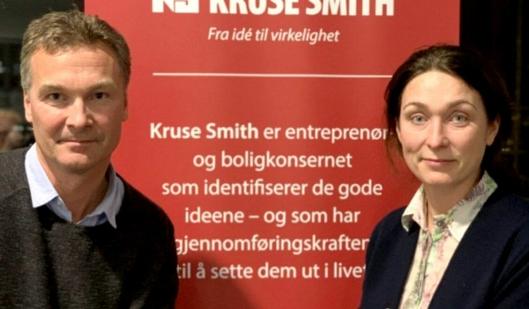 Jon Syrtveit, direktør for region Syd i Kruse Smith konstitueres som konsernsjef 9. mars 2020.- Jon har stor bransjekunnskap og kompetanse, og kjenner selskapet gjennom å ha vært en sentral leder i mange år, sier styreleder Sissel Leire.