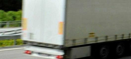 Ber bedrifter underskrive på seriøs varetransport