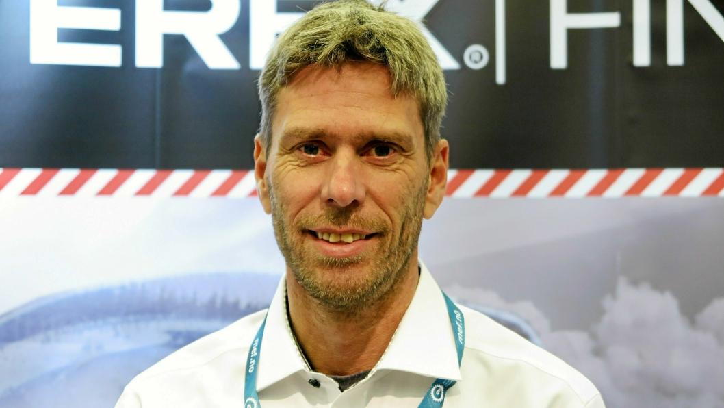 Rune Grønvold.