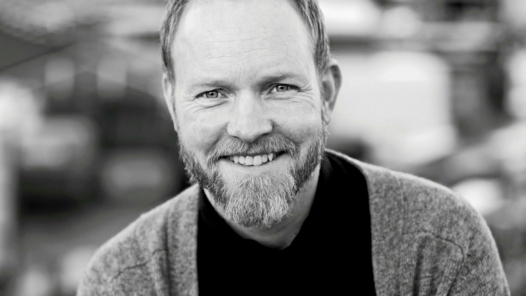 Trond Pedersen.