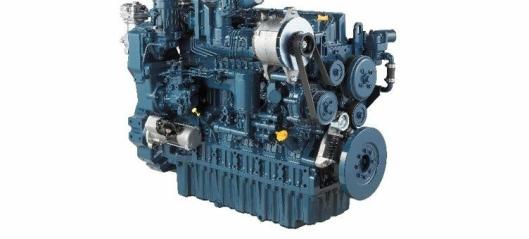 Kubota utvikler større motor