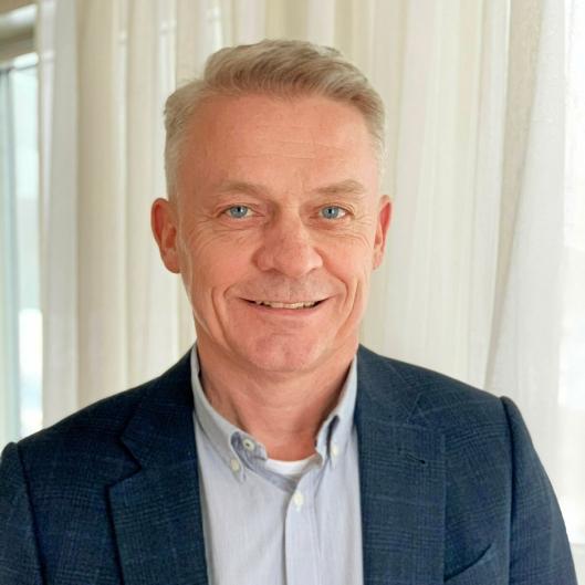 Konsernsjef i Toten Transport Finn Martinsen.