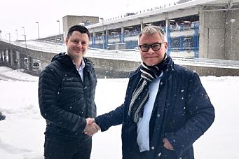 Duun vinterutstyr til Norwegian Agro