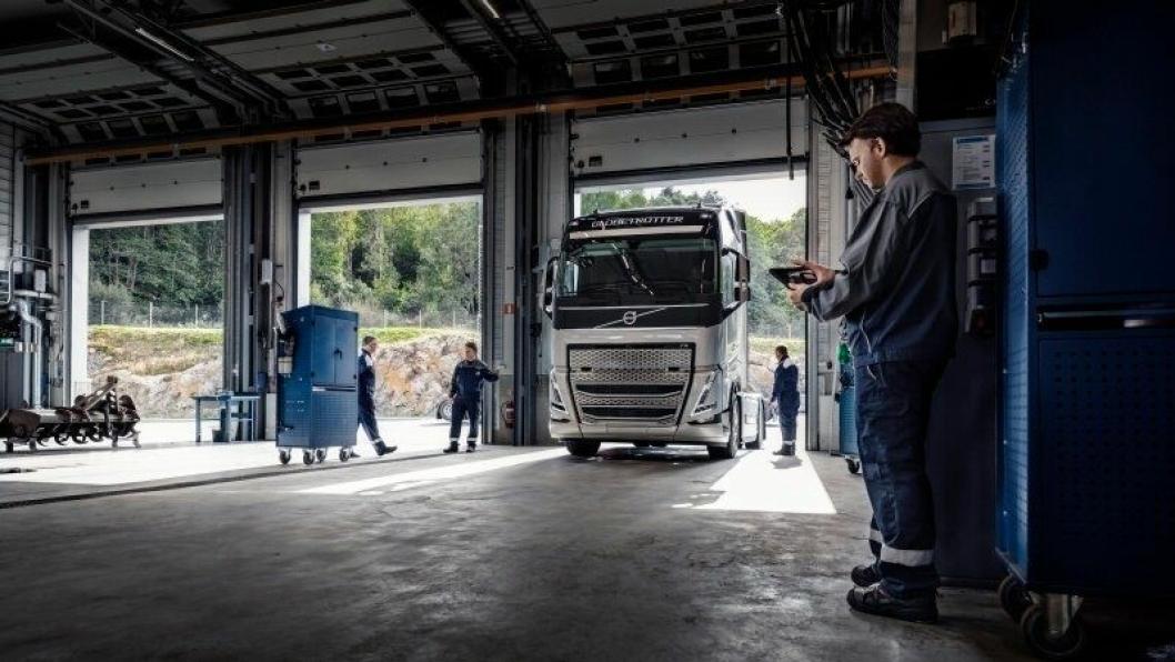 Det settes i verk mange tiltak hos Volvo Norge for å hindre smitte av Corona-virus.