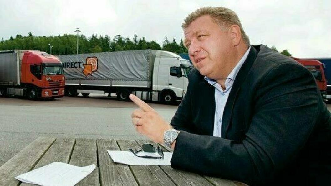 Lørdag overleverte NLF-direktør Geir A. Mo krise- og strakstiltak til stortingspartiene.