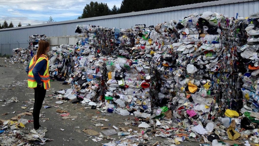 - Vi må unngå opphoping av søppel i logistikk- og verdikjeden, sier Kjetil Vikingstad, adm. direktør i Geminor.