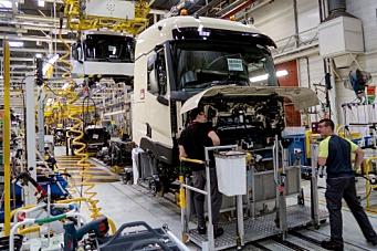 Renault stenger fabrikker