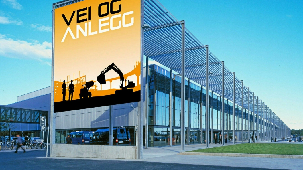 Vei og Anlegg 2021 skal arrangeres på Norges Varemesse i Lillestrøm.
