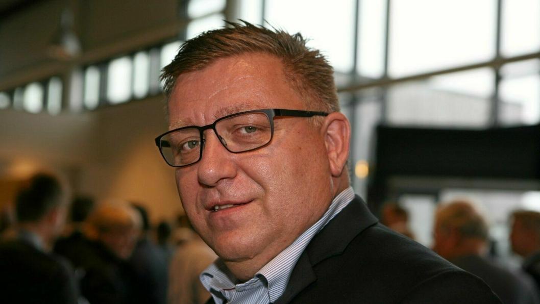 NLF-sjef Geir A. Mo er skremt over utviklingen. Foto: Per Dagfinn Wolden