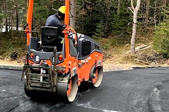 I gang med asfaltsesongen