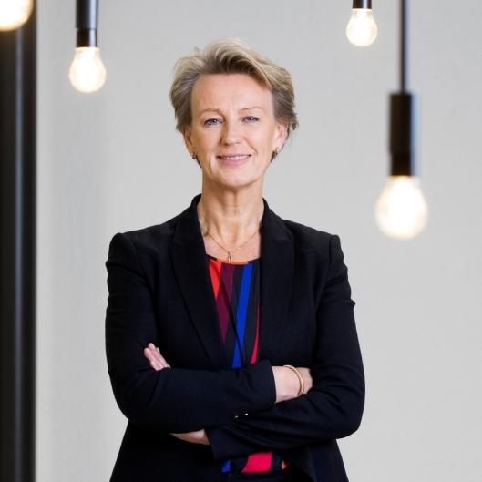 - Dette en skikkelig gladmelding som viser at vi alle jobber sammen for å holde hjulene i gang i samfunnet, sier administrerende direktør i Asplan Viak, Elisabeth Heggelund Tørstad.