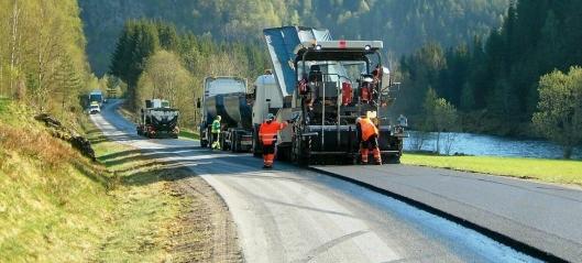 Ekstra Vegvesen-kontrakter på vei ut
