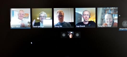 Signerte tunnelkontrakt via Skype