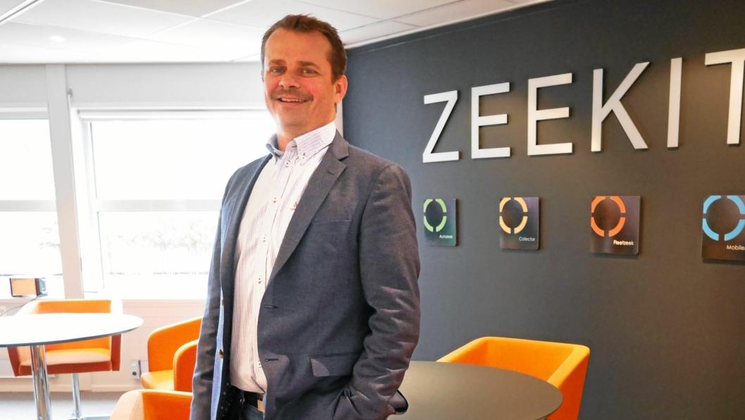 Per-Arne Ellefsen, grunnlegger og daglig leder av Zeekit AS, som utvikler digitale bedriftsløsninger. Han kommer med råd til hva man bør tenke på for å få mest mulig for pengene når det gjelder digital kommunikasjon i en bedrift/organisasjon.