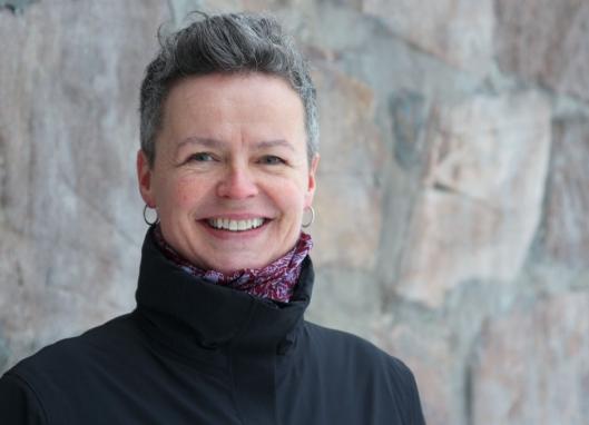 Etatsdirektør Anna Maria Aursund i Vann- og avløpsetaten i Oslo kommune ser frem til et godt samarbeid med Skanska.