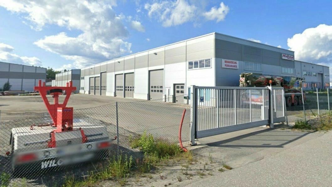 Foamrox flytter til Balsktadheia Industriområde i Froland kommune ved Arendal.
