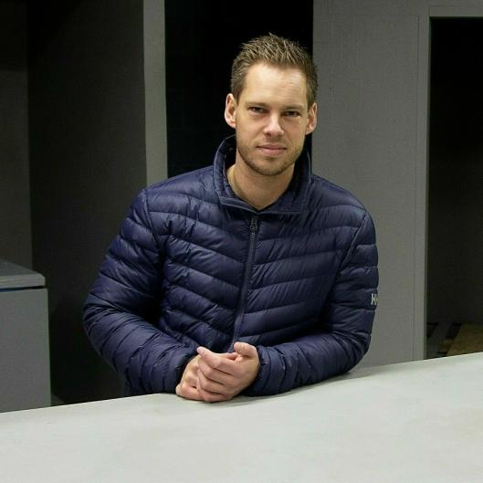 Glenn Alexander Jakobsen går fra å være markedssjef til å bli daglig leder i Foamrox.
