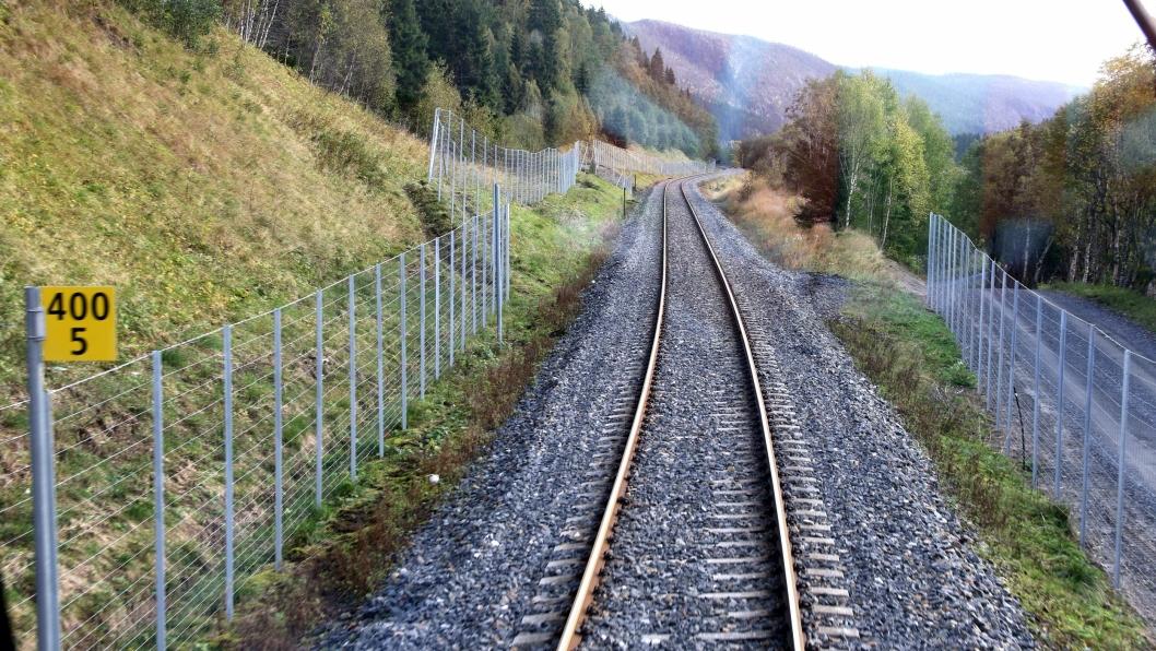 Jernbane Foto Samferdselsdepartementet