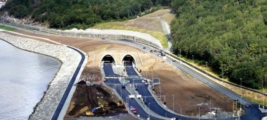 Norges største veiprosjekt åpnet i Stavanger