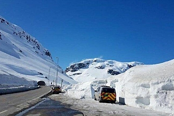 Tunneljobb på Haukelifjell til 340 mill. kroner