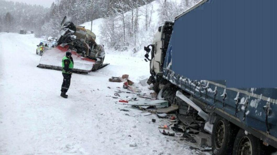 Lørdag 2. februar 2019 kjørte et vogntog sørover på rv. 3 ved Stor-Elvdal. I motsatt kjøreretningkjørte en brøytebil. Ved kjøring gjennom en høyrekurve i nærheten av Messelt mistet vogntog-sjåførenkontrollen, kom over i motgående kjørefelt og kolliderte med rekkverket på veiens venstre side.Etter å ha truffet autovernet fortsatte vogntoget i motsatt kjørefelt i ca. 15 meter før det kollidertemed den motgående brøytebilen. Treffpunktet for kollisjonen var i brøytebilen sitt kjørefelt.Sammenstøtet mellom de to kjøretøyene var så kraftig at plogen på brøytebilen ble rettet ut ogfungerte som en rampe for vogntoget, som kjørte opp i førerhuset til brøytebilen. Brøytebilsjåføren ble hardt skadd, vogntogsjåføren var fysisk uskadd.