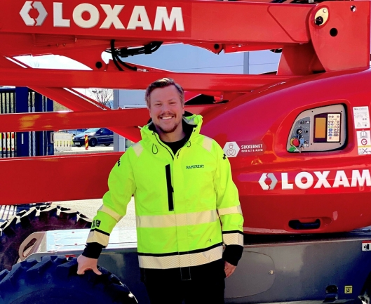 - Vi tar med oss mye lokalkunnskap, nettverk og kompetanse fra Loxam inn i den videre satsingen i Stavanger-området. Sammen blir vi veldig sterke i regionen, sier avdelingsleder for Ramirent i Stavanger, Cato Hoff.