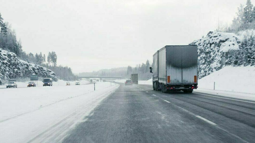 NHO Logistikk og Transport arbeider med tiltak for å sikre transporten i hele verdikjeden, også for tungtrafikken.