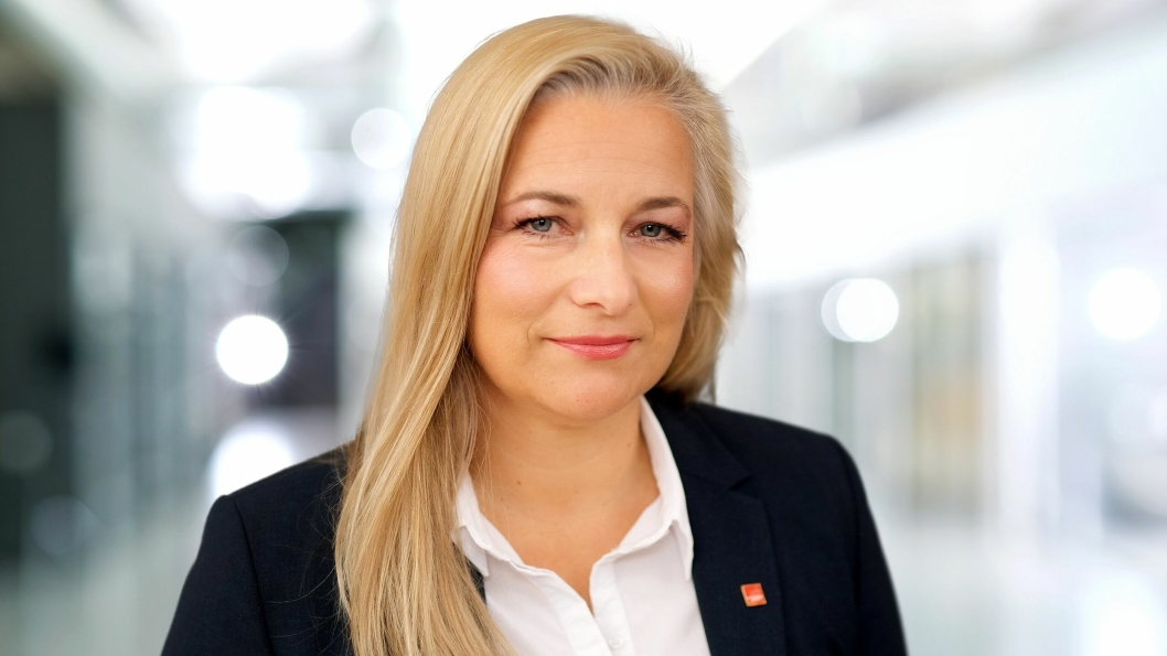Catharina Bjerke er ny bærekraftsdirektør i Veidekke.