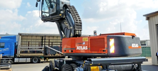 Atlas satser elektrisk