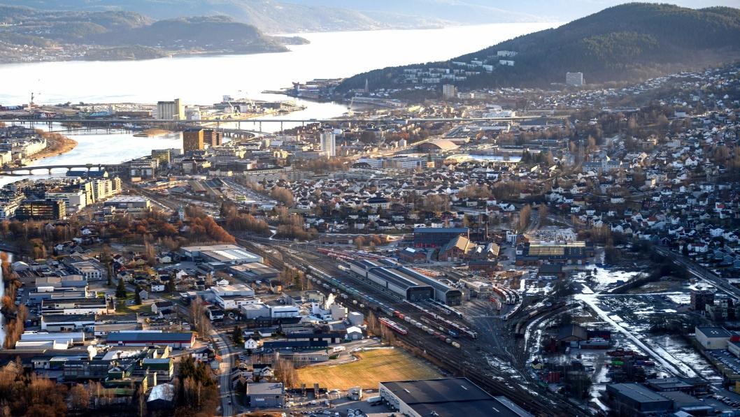 I Drammen er bygging av tunnel og forberedende arbeider i full gang, nå utlyses flere kontrakter med planlagt signering og oppstart i 2021.