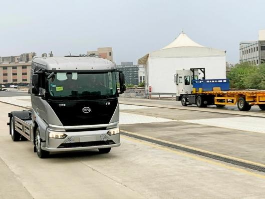 I 2021 kommer lastebilene.