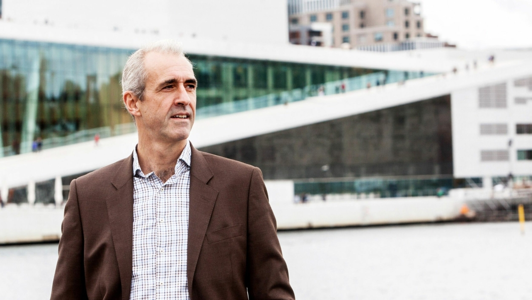 Olaf Thommessen, adm. direktør i SMB Norge.