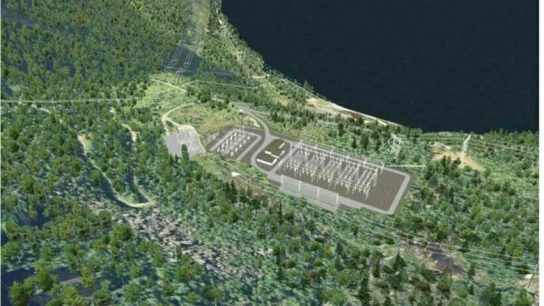 Salten Transformatorstasjon skal bygges i Sørfold kommune i Nordland.