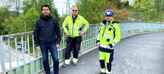Søker entreprenør til å bygge 400 meter tunnel