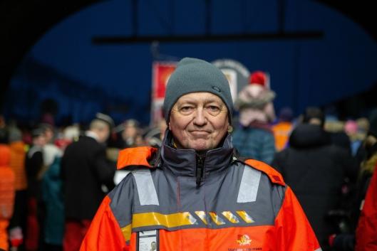 Prosjektleder Geir Hartz Jørgensen i Statens vegvesen er fornøyd med de økonomiske og trafikale resultatene av Harstadåstunnelen