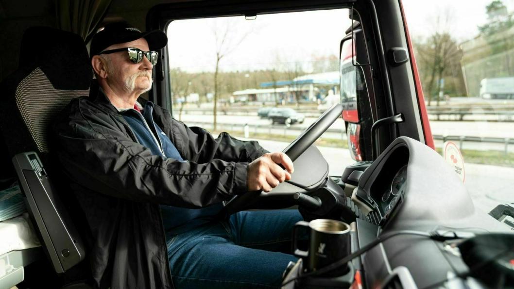 Leder av YTF logistikk, Jan Arne Laberget, er skremt av regjeringens kontroll-prioriteringer.