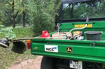 NCC med nye kontrakter for utomhusarbeider