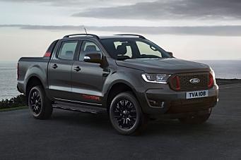 Ford med ny Ranger-variant