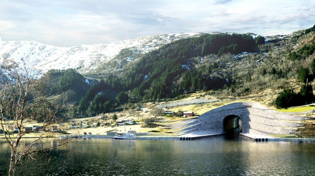 Møre og Romsdal fylkeskommune er svært tydelige på at det nå er viktig å komme i gang med Stad skipstunnel.