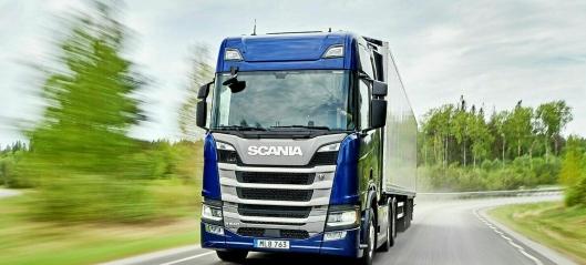 Scania reduserer med 5000 medarbeidere