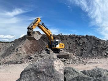 ALT I ORDEN: Maskinene kvalitetsjekkes og kontrolleres før hver utleie.