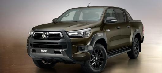 Ny Toyota Hilux