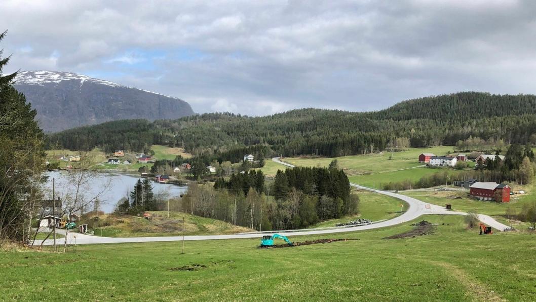 E39 Leirvika-Renndalen
