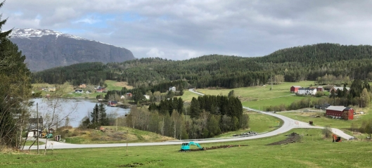 Ni vil bygge nye E39 Leirvika-Renndalen